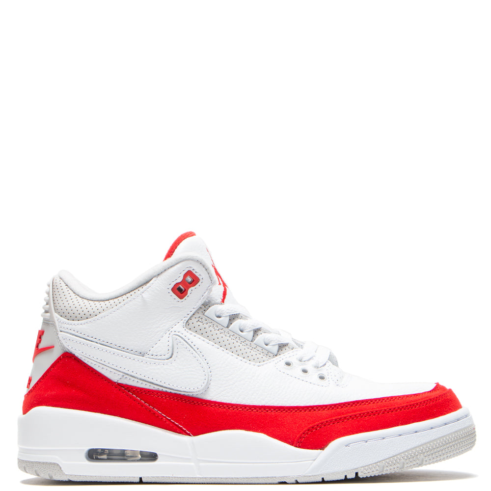 CJ0939-100 Jordan 3 Retro TH SP White / University Red