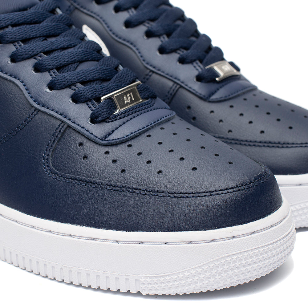 Nike Air Force 1 '07 Midnight Navy / White