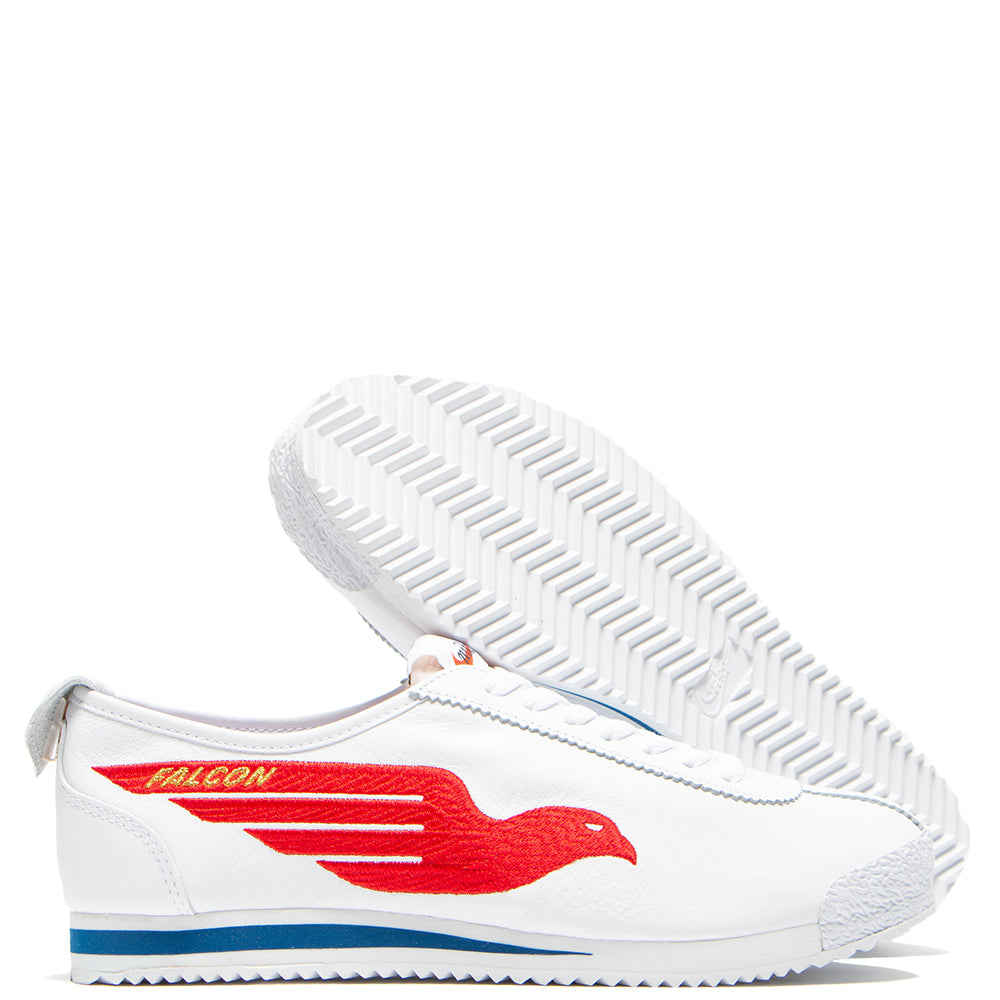 sale retailer 26e99 4d16b Nike Cortez '72 Shoe Dog Pack Peregrine White / Varsity Red