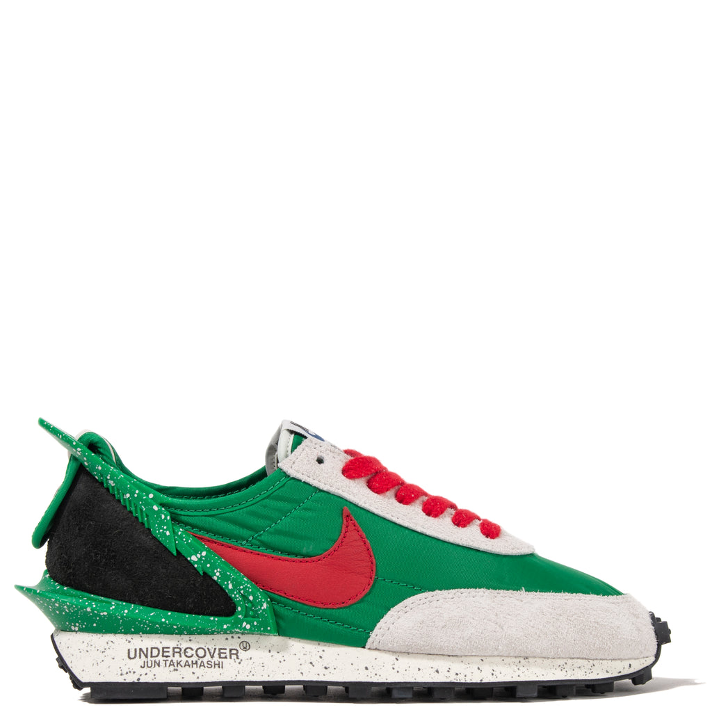 CJ3295300 Nike Women's x Undercover Daybreak Lucky Green / University Red