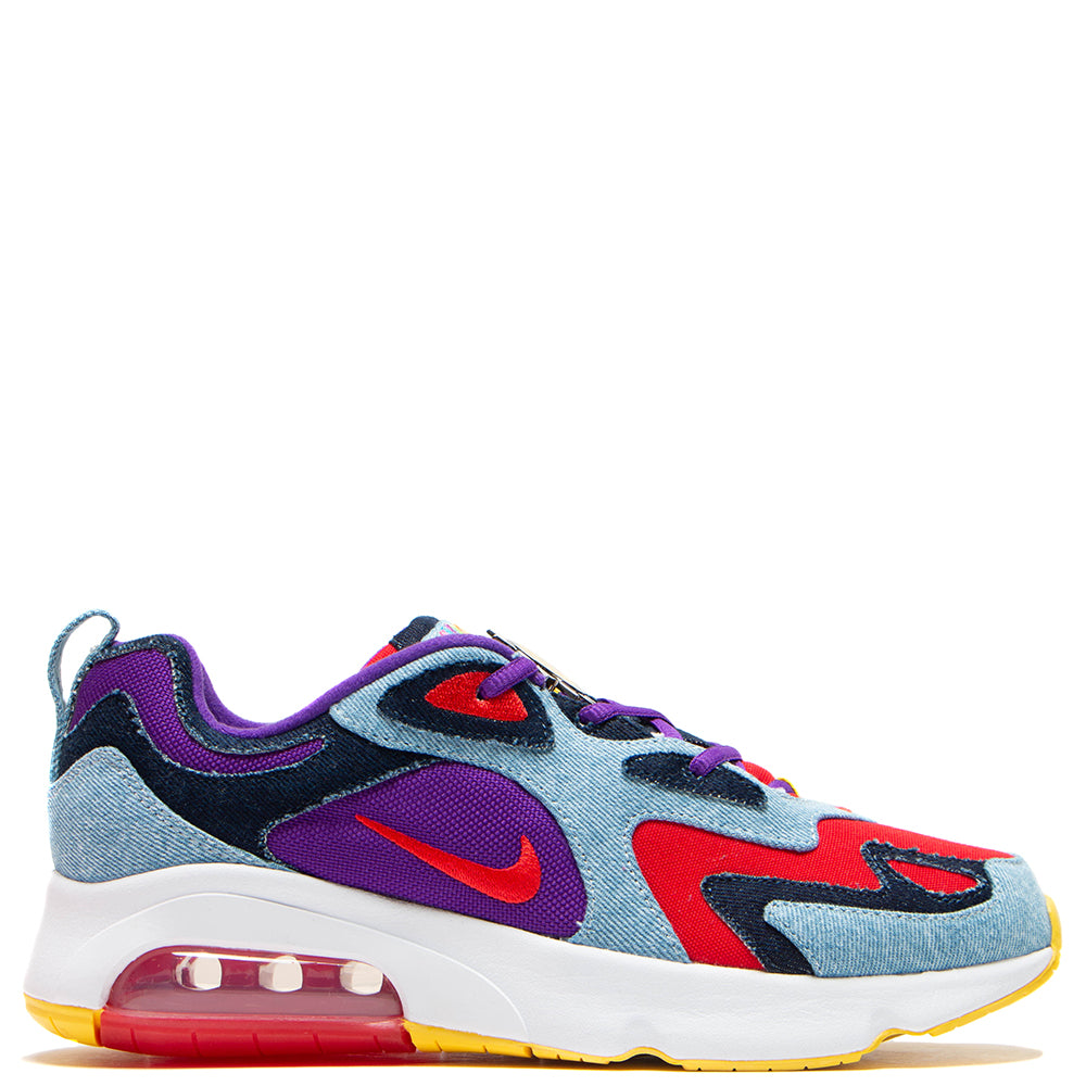 Nike Air Max 200 SP University Red / Voltage Purple