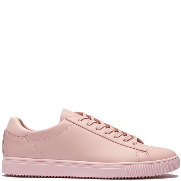 Clae Bradley / Light Pink Full Grain Leather - Deadstock.ca
