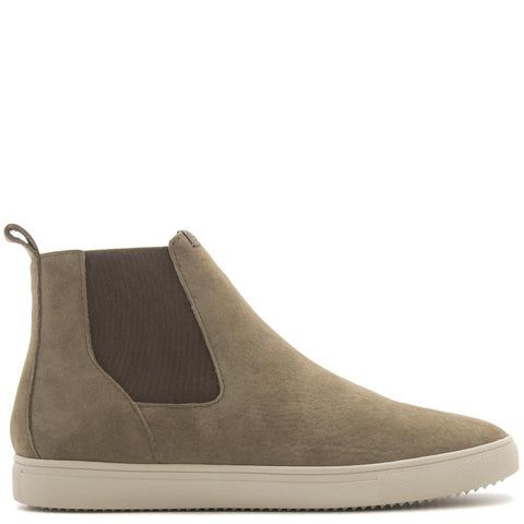 style code CLA013011FA17ARM. CLAE RICHARDS SP SUEDE / BUTTERSCOTCH