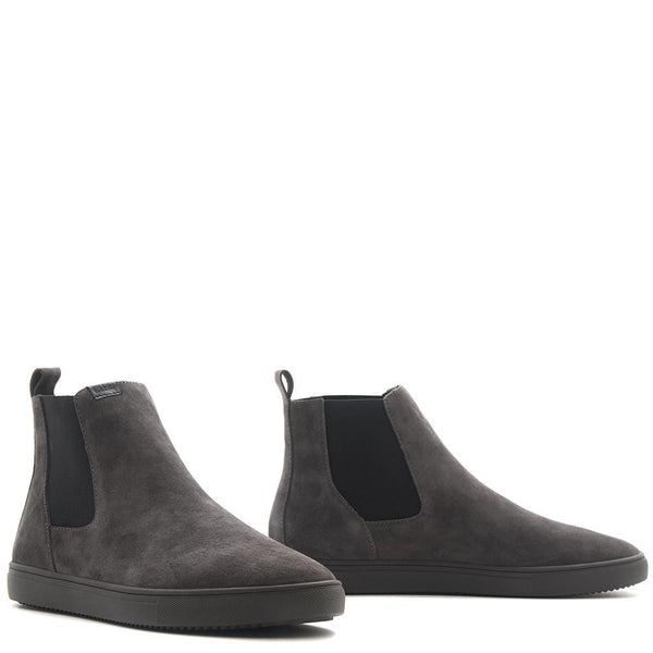 style code CLA013011FA17CHW. CLAE RICHARDS SP SUEDE / DARK CHARCOAL