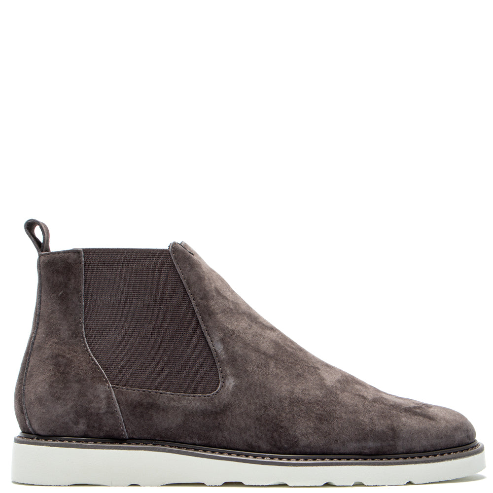 Style code CLA01307FA18DCC. Clae Richards Vibram / Dark Charcoal Suede