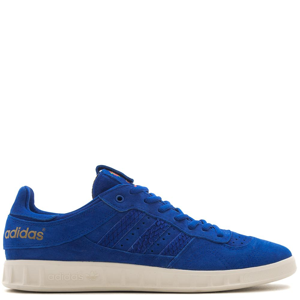 adidas Consortium Sneaker Exchange Footpatrol x JUICE Handball Top / Power Blue