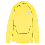 Nike x Off-White Pro Long Sleeve Top / Opti Yellow