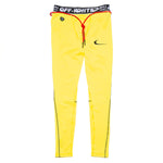 Nike x Off-White Pro Tights / Opti Yellow