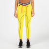 Nike Women's x Off-White Pro Tights / Opti Yellow