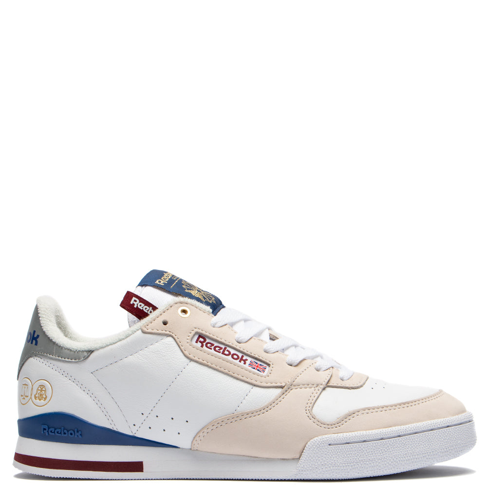 Style code CN6136. Reebok Affiliates x HAL x Footpatrol Phase 1 Pro / White