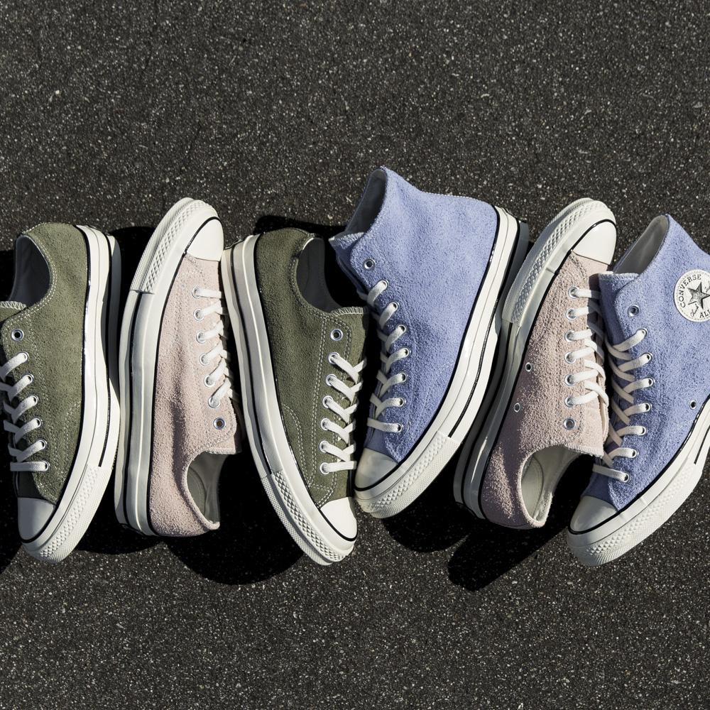 CONVERSE CHUCK TAYLOR ALL STAR 70'S HI / PIONEER BLUE