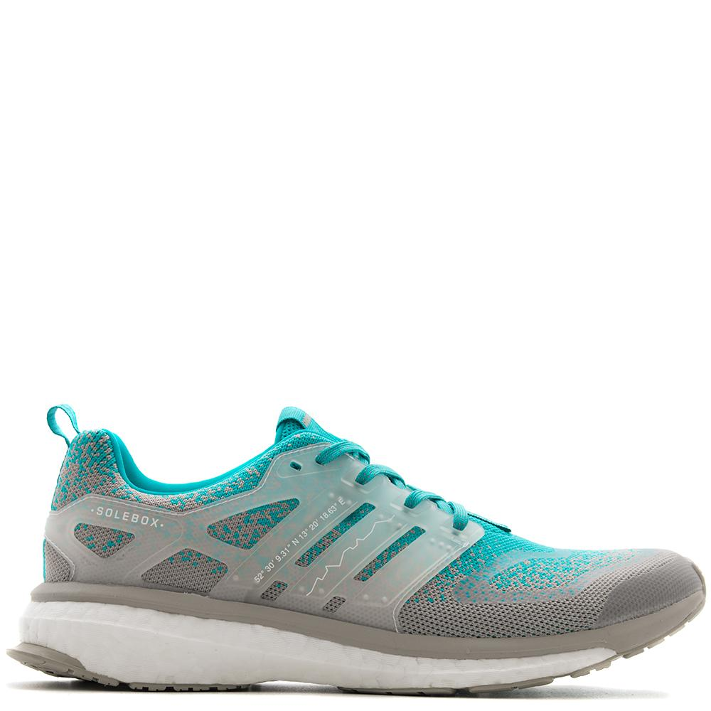 Style code CP9762. ADIDAS CONSORTIUM SNEAKER EXCHANGE PACKER X SOLEBOX ENERGY BOOST / ENERGY BLUE