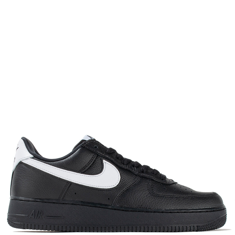 Nike Air Force 1 Low Retro QS Black / White - Deadstock.ca
