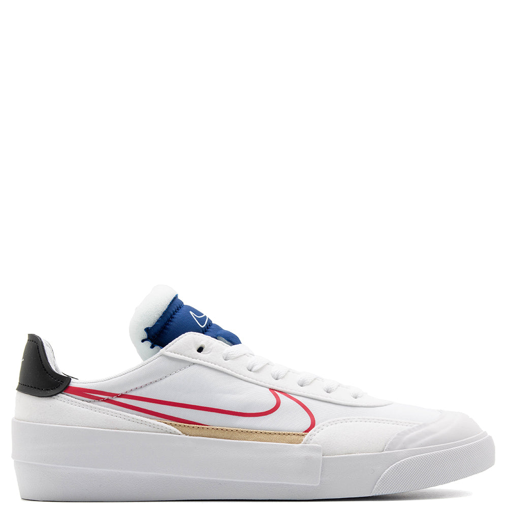 Nike Drop-Type White / University Red