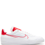 Nike Drop-Type Swoosh White / University Red