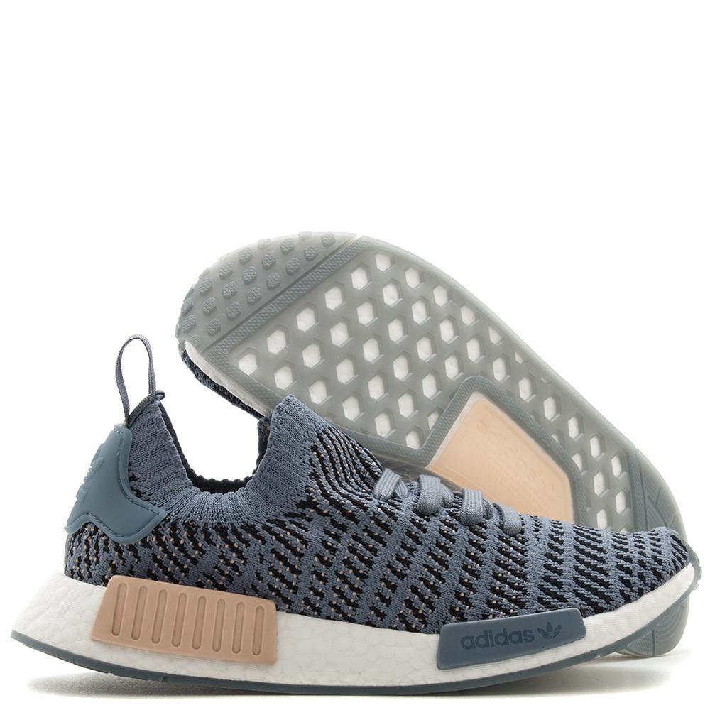 Style code CQ2029. ADIDAS WOMEN'S NMD R1 STLT PK / RAW STEAL