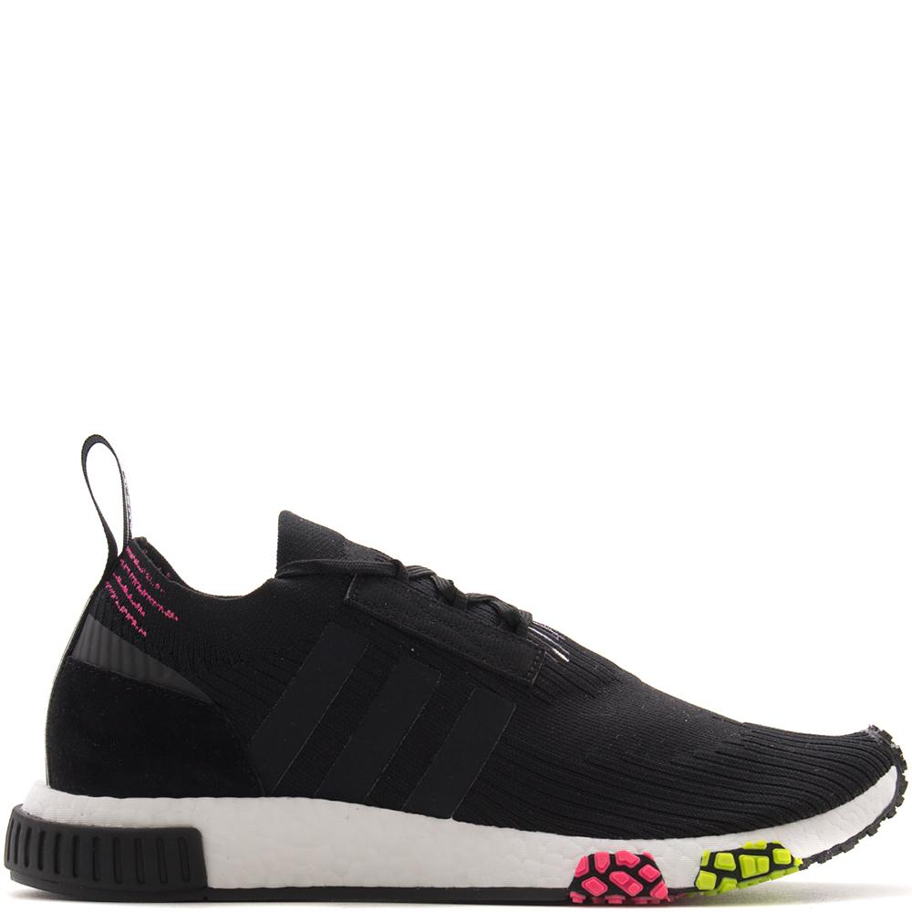 Style code CQ2441. ADIDAS NMD RACER PK / CORE BLACK