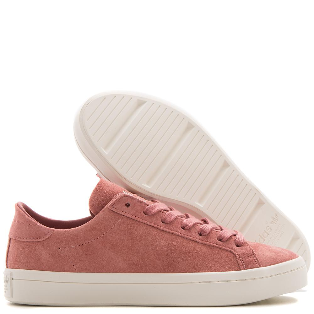 ADIDAS WOMEN'S ORIGINALS COURT VANTAGE / ASH PINK