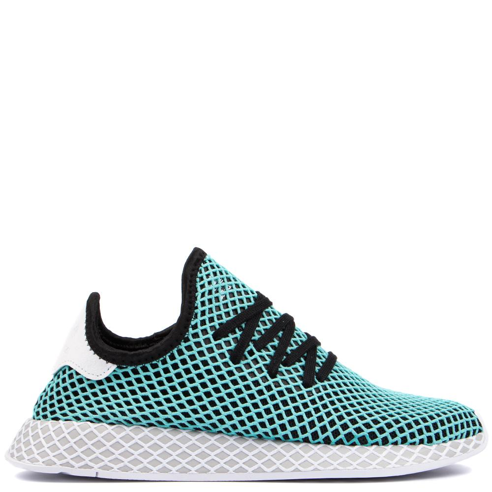 Style code CQ2623. adidas Originals Deerupt Runner Parley / Core Black
