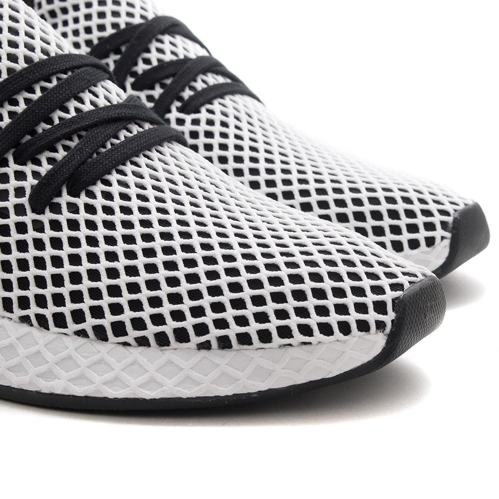 Style code CQ2626. ADIDAS ORIGINALS DEERUPT RUNNER / CORE BLACK