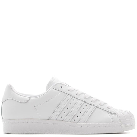 Style code CQ3009. ADIDAS WOMEN'S ORIGINALS SUPERSTAR 80'S HH / WHITE