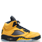 Jordan 5 Retro SP Amarillo / College Navy - Deadstock.ca