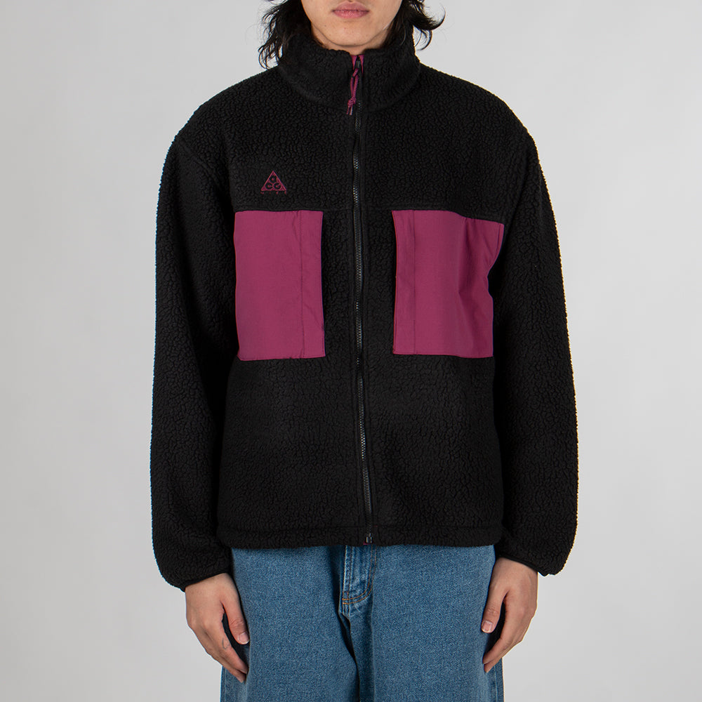 Nike ACG Fleece Jacket / Black