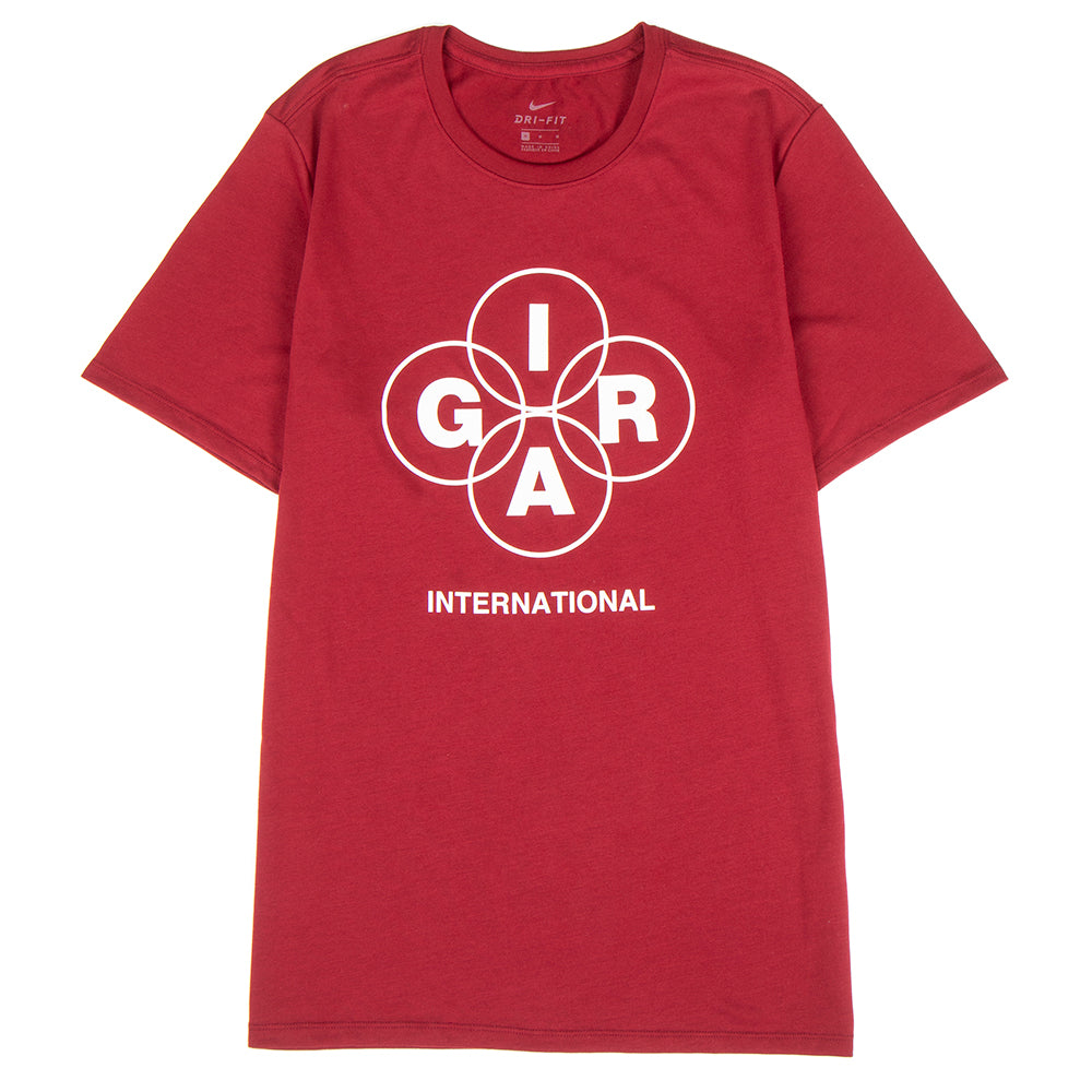 Nike Gyakusou NRG Graphic T-shirt / Team Red