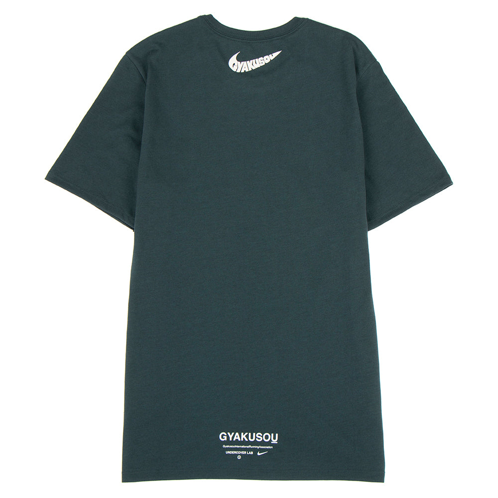 Nike Gyakusou NRG Graphic T-shirt / Deep Jungle