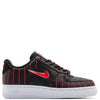 Nike Women's Air Force 1 Jewel QS Black / University Red