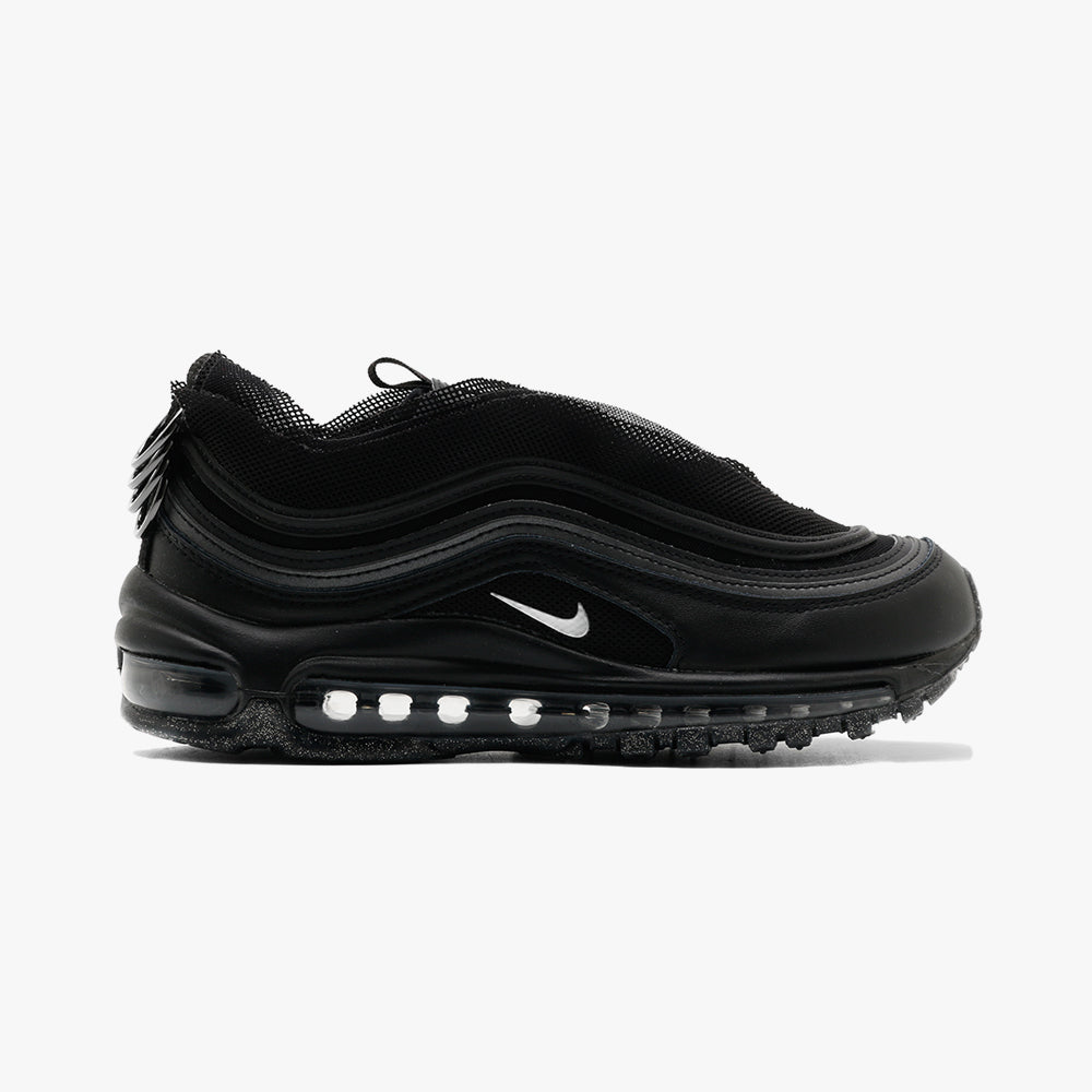 Nike Women's Air Max 97 Black / Metallic Silver