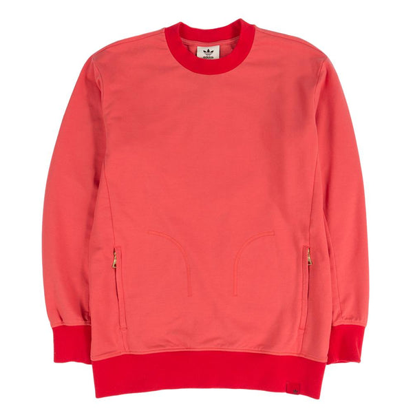 adidas by Oyster Holdings Oyster XBYO Crewneck / Trace Scarlet
