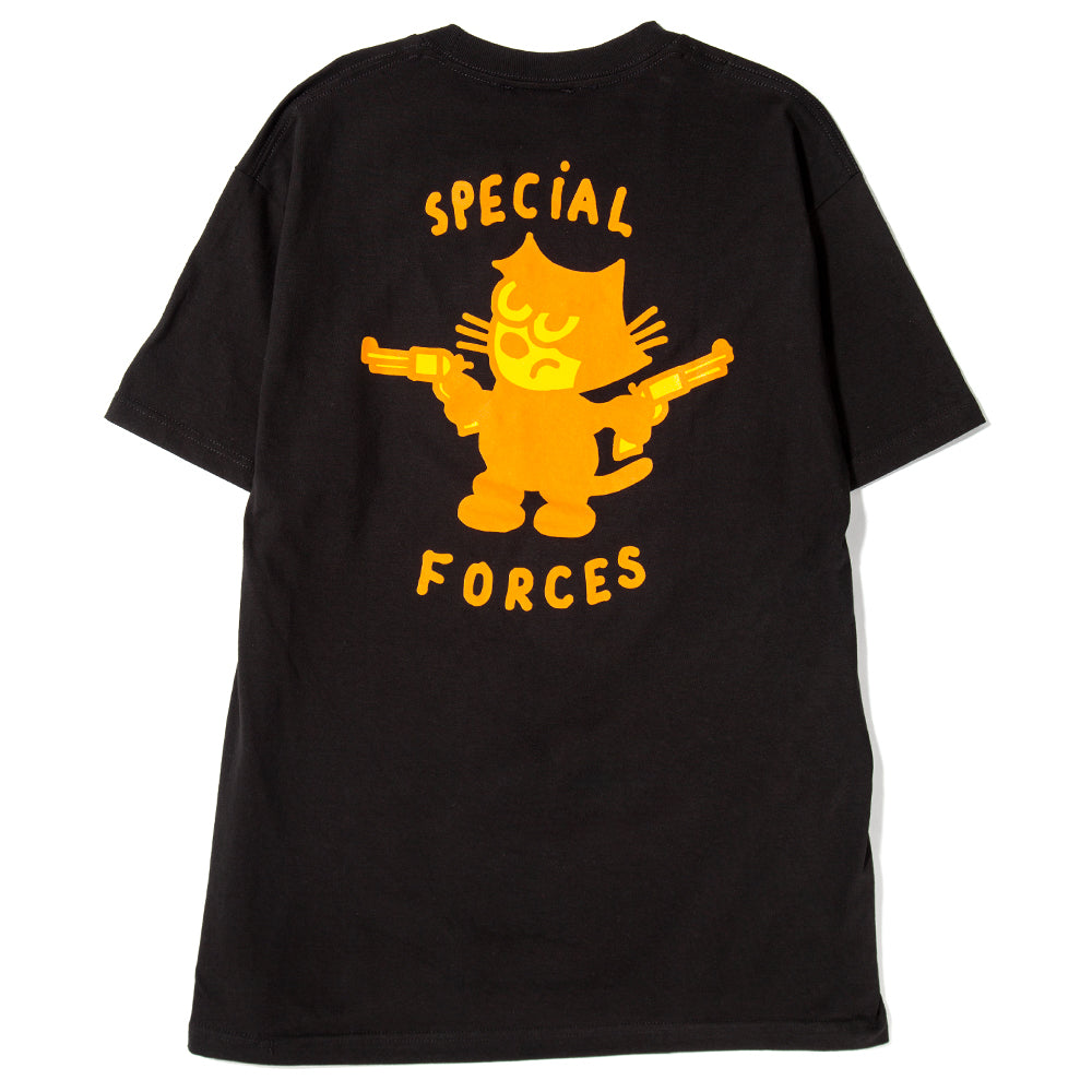 CW1802T05BLK Cold World Frozen Goods Special Forces T-shirt / Black