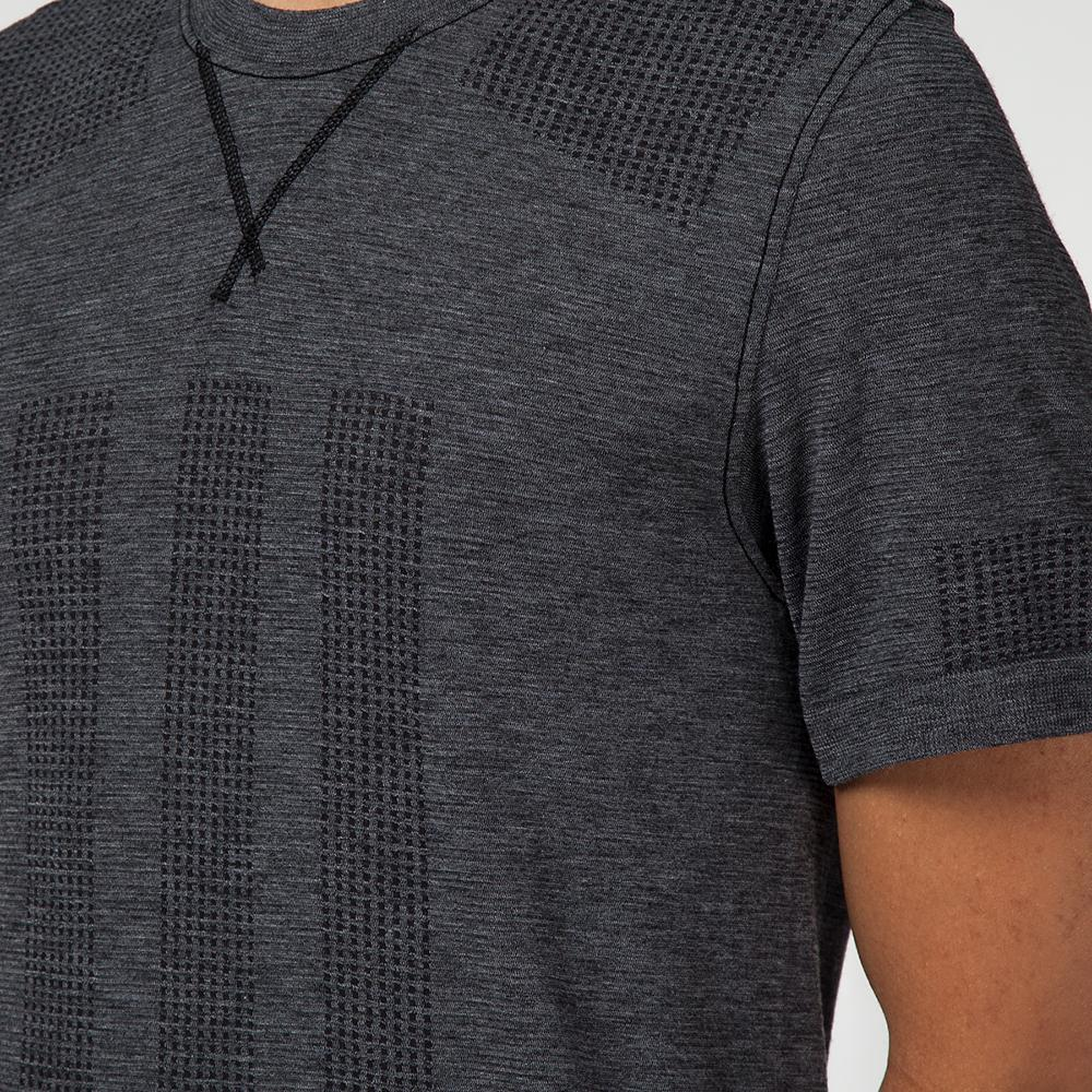 adidas Day One Base Layer T-Shirt / Black