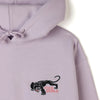 Cold World Frozen Goods Panther Pullover Hoodie / Lavender