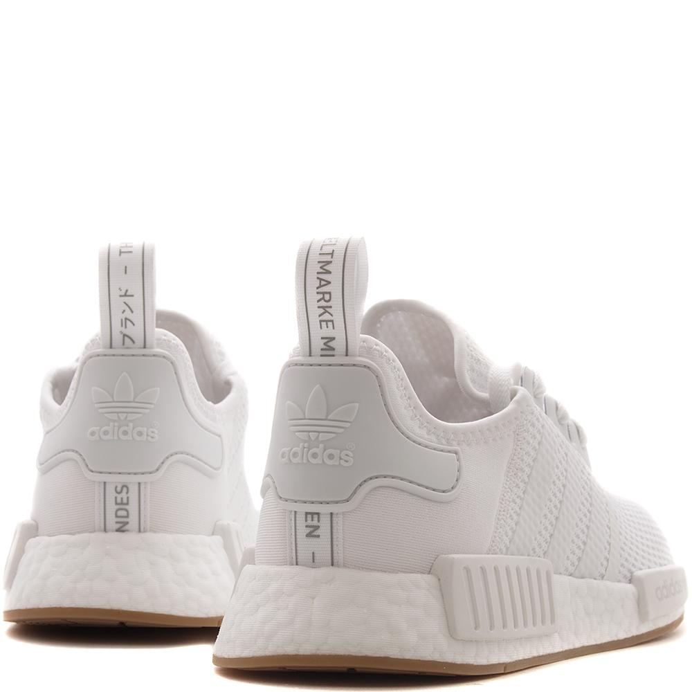 Style code D96635. adidas NMD R1 / White