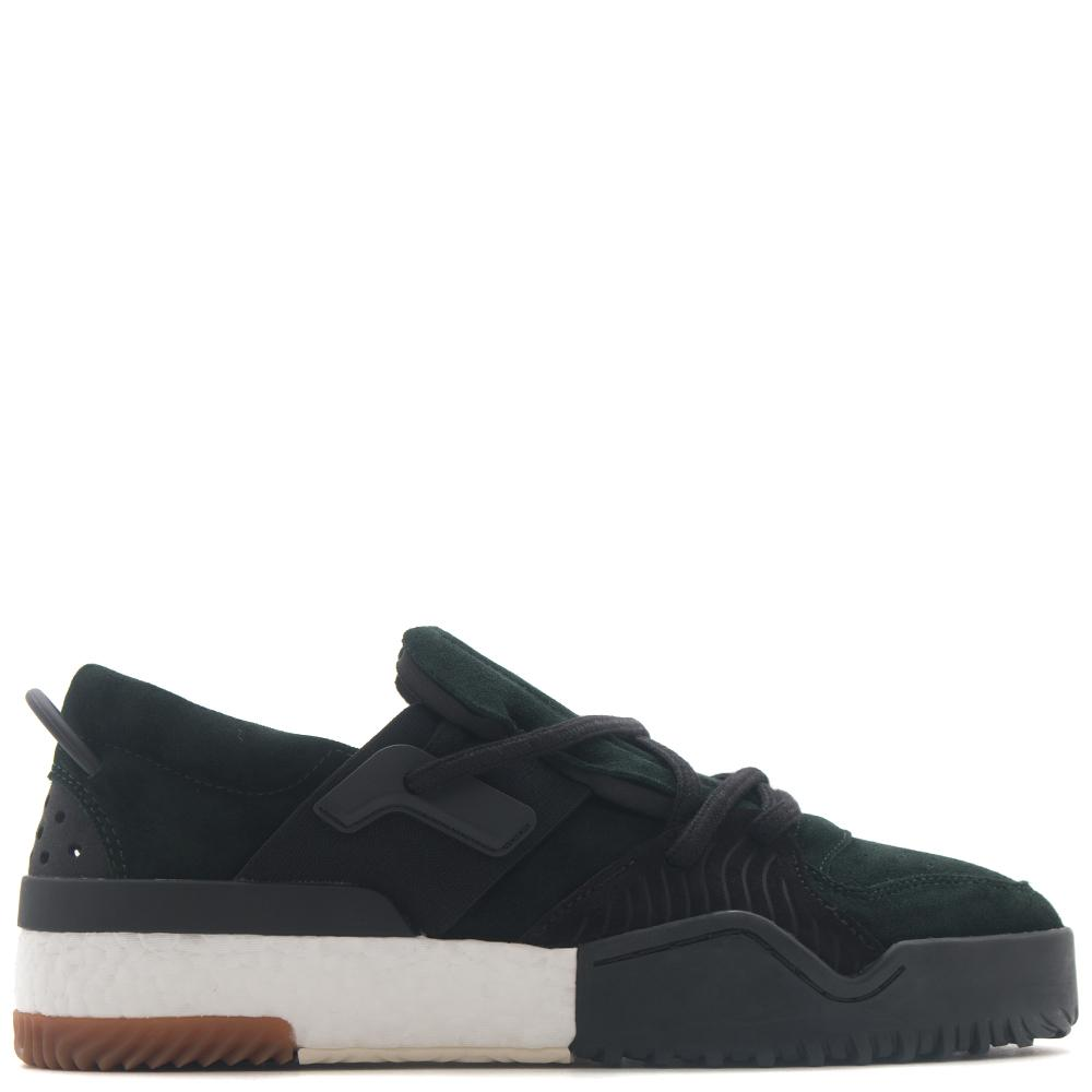 Style code DA3909. ADIDAS BY ALEXANDER WANG BBALL LOW / GREEN NIGHT