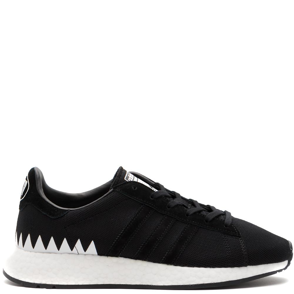 Style code DA8839. ADIDAS BY NEIGHBORHOOD NBHD CHOP SHOP BOOST / BLACK