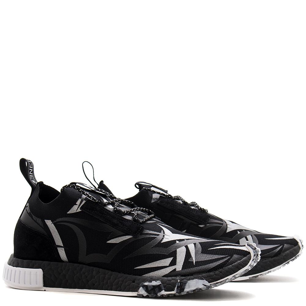 Style code DB1777. ADIDAS CONSORTIUM SERIES JUICE NMD RACER / CORE BLACK