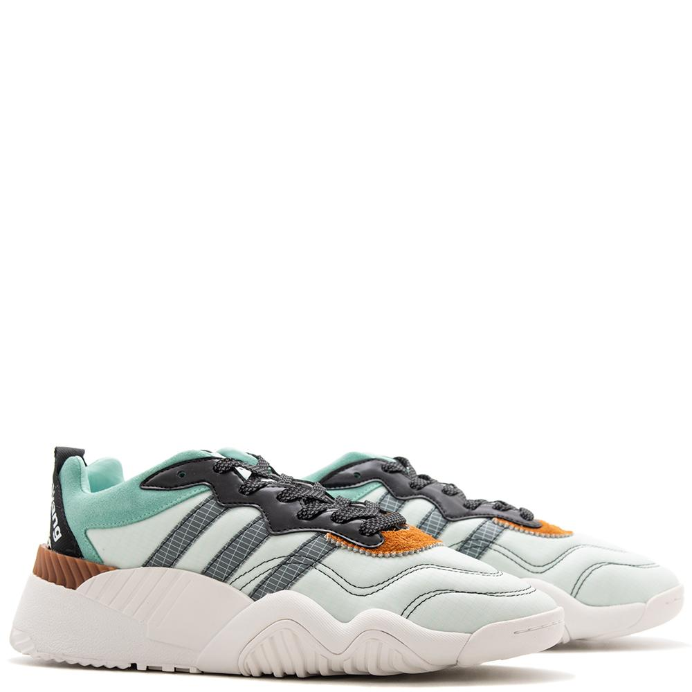 2cda83233d8d Style code DB2613. adidas Originals by Alexander Wang AW Turnout Trainer    Clear Mint