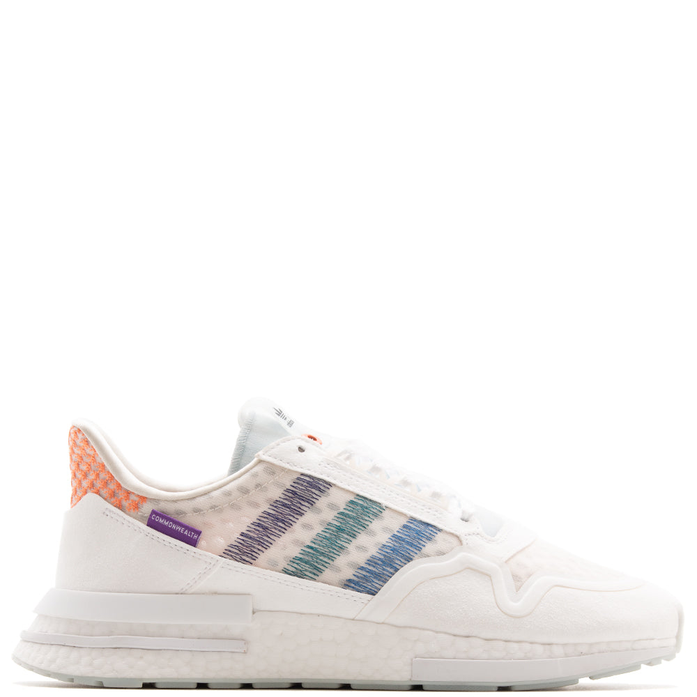 Style code DB3510. adidas Consortium x Commonwealth ZX 500 RM / White