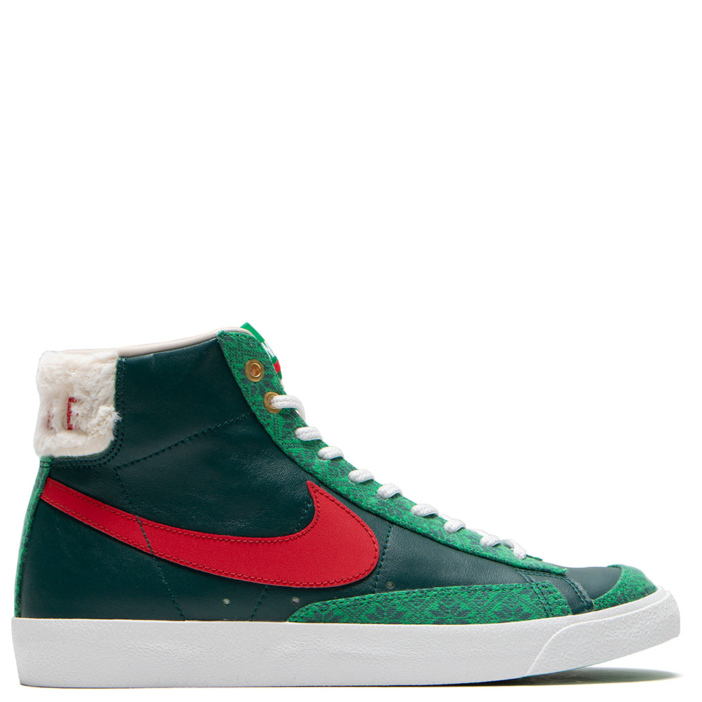 Nike Blazer Mid '77 Vintage Dark Atomic Teal / University Red