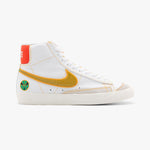 Nike Blazer Mid '77 VNTG White / University Gold
