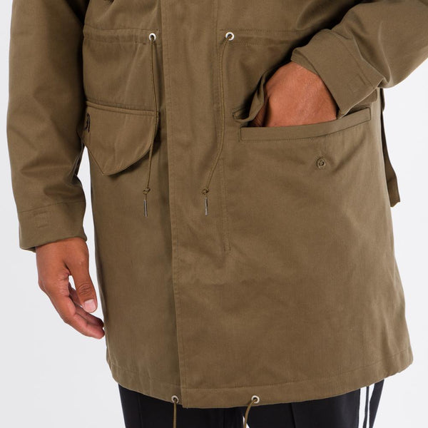 adidas Originals by NEIGHBORHOOD M65 Jacket / Trace Olive