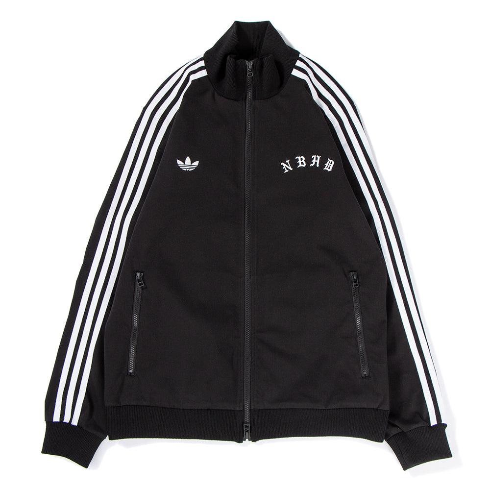 Style code DH2043. adidas Originals by NEIGHBORHOOD Track Top / Black