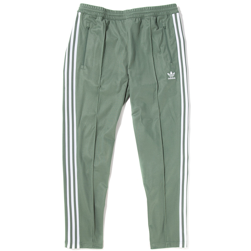 Style code DH5818. adidas Franz Beckenbauer Track Pants / Trace Green