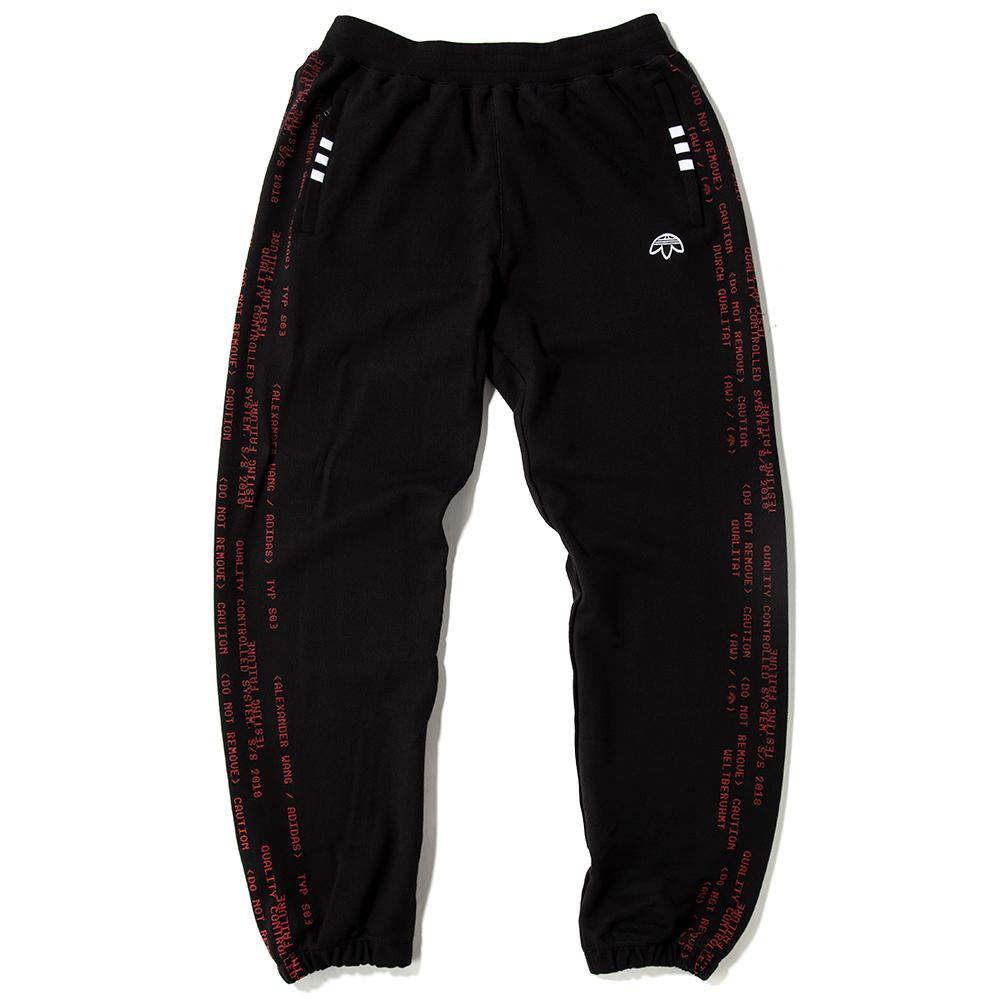Style code DM9689. adidas Originals by Alexander Wang Jogger / Black