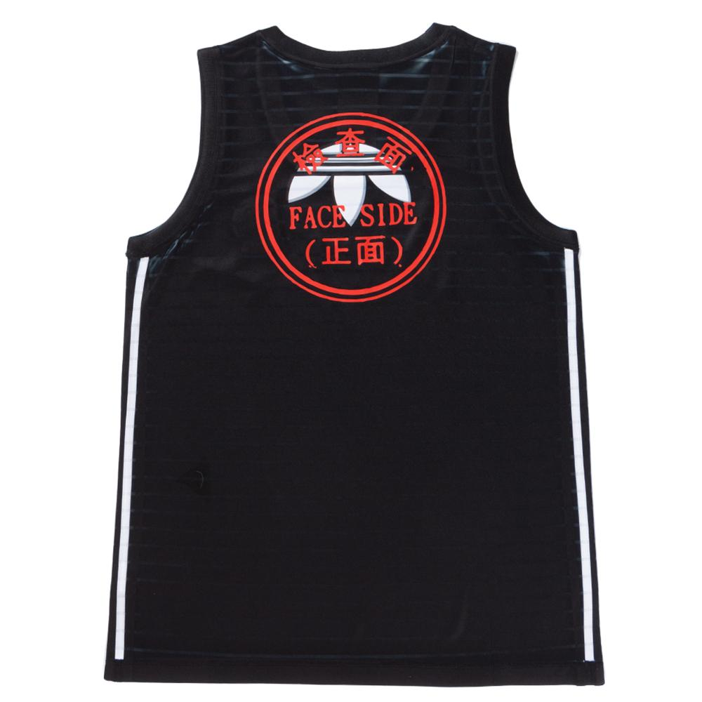 Style code DM9862. ADIDAS ORIGINALS BY ALEXANDER WANG TANK / BLACK