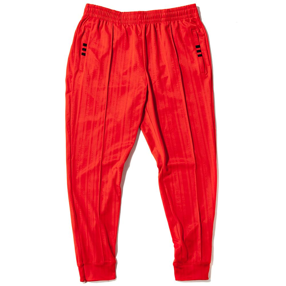 Style code DP1055. adidas Originals by Alexander Wang Track Pant / Core Red