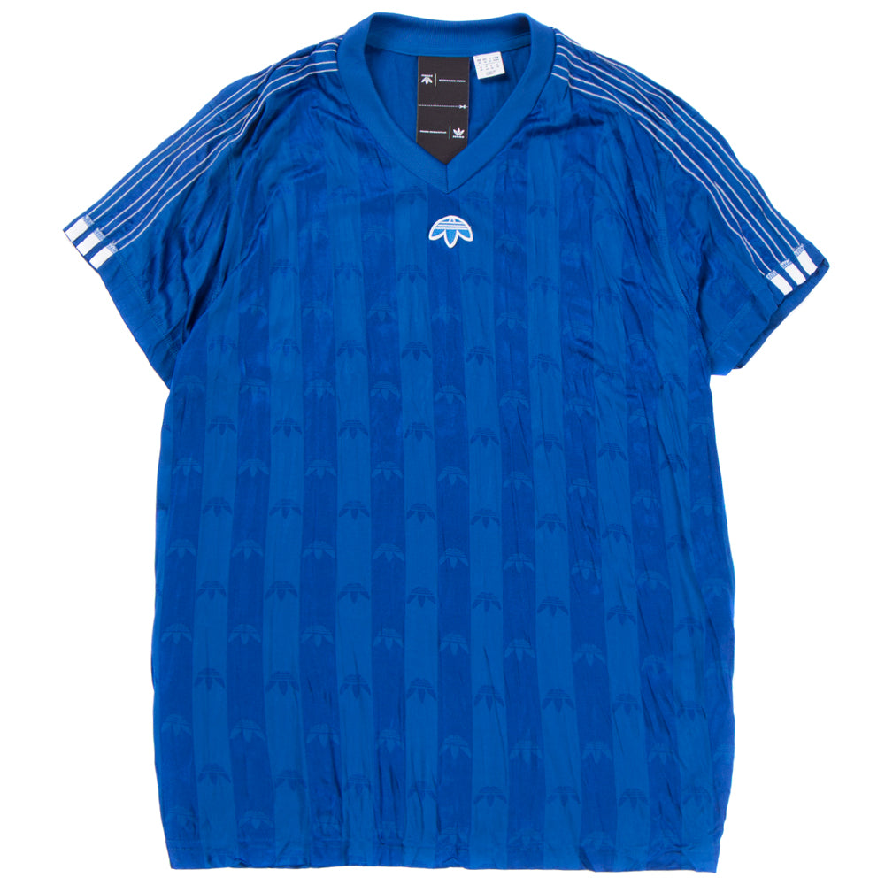 Style code DP1060. adidas Originals by Alexander Wang Jersey / Blue